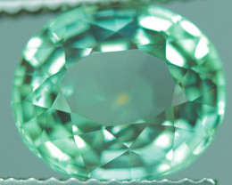2.66 CT GIA CERTIFIED BEAUTIFUL BLUISH GREEN NATURAL ALEXANDRITE