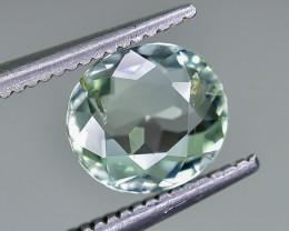 1.26 Crt Natural Tourmaline Faceted Gemstone.( AG 92)