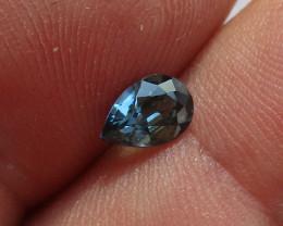 .62cts Natural Australian Blue Sapphire Pear Cut