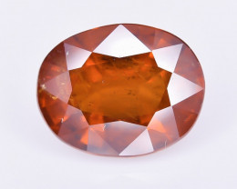 5.07 Crt Spessartite Garnet Faceted Gemstone RKS 05