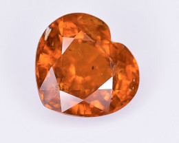 5.34 Crt Spessartite Garnet Faceted Gemstone RKS 05