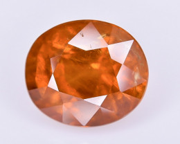 5.39 Crt Spessartite Garnet Faceted Gemstone RKS 05