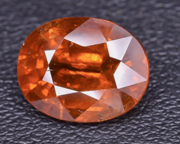 4.55 Crt Spessartite Garnet Faceted Gemstone RKS 05
