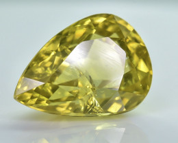 9.23 Crt Natural Zircon Faceted Gemstone ZR 1