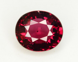 Rarest 4.20 Ct Malawi Raspberry Pink Umbalite Garnet From Tanzania