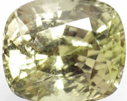 AIGS Certified Sri Lanka Fancy Sapphire, 4.71 Carats, Cushion