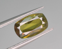 1.0 ct Natural Sphene from Himalayan Range Skardu Pakistan ~ AQ