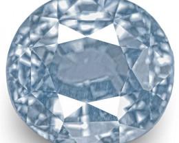 IGI Certified Sri Lanka Blue Sapphire, 2.54 Carats, Oval