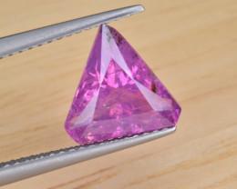 Natural Pink Sapphire 1.88 Cts from Kashmir, Pakistan