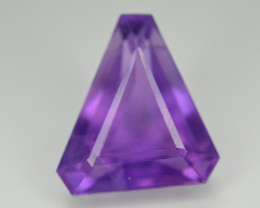 Amazing Color 9.65 Ct Natural Amethyst. W1