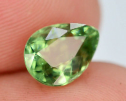 1.25 ct Natural Green Color Tourmaline ~ A