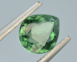 1.15 ct Natural Green Color Tourmaline ~ A