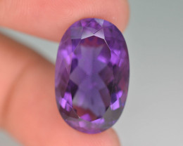 13.35 CT Natural Gorgeous Amethyst ~ T