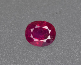GFCO ~ Ruby 1.95 Carats Unheated