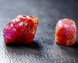 22.50 Ct Unheated ~ Natural Ruby Rough