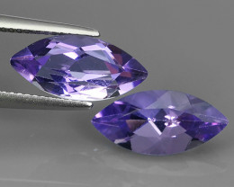 6.40 CTS AWESOME NATURAL PURPLE~VIOLET AMETHIYST GEM!!