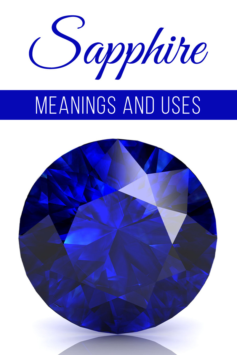 Sapphire meanings and uses