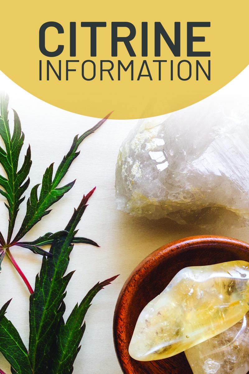 Citrine stone information guide