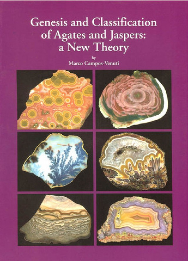 Genesis and Classification of Agates and Jaspers  -a New theory