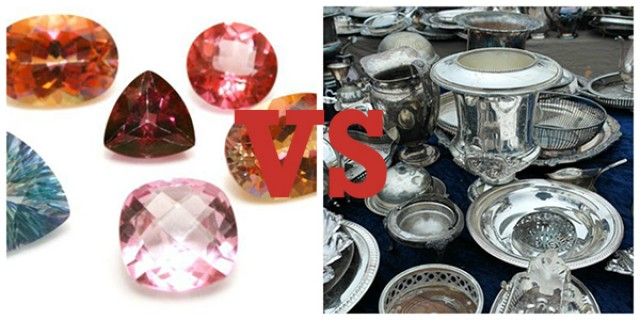 Gemstone Vs Antiques In Value War