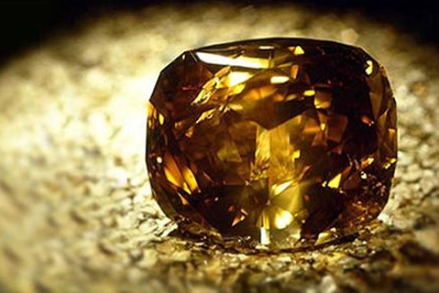 Number 1 The Golden Jubilee The 10 Biggest Diamonds Ever Found  Biggest Diamonds In The World