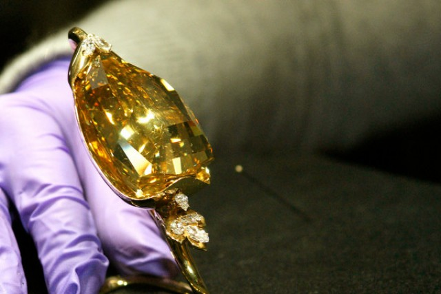 Number 3 The Incomparable The 10 Biggest Diamonds Ever Found  Biggest Diamonds In The World