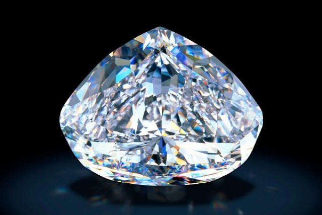 Number 6 The Centenary The 10 Biggest Diamonds Ever Found  Biggest Diamonds In The World
