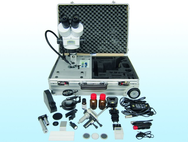 gemstone testing equipment