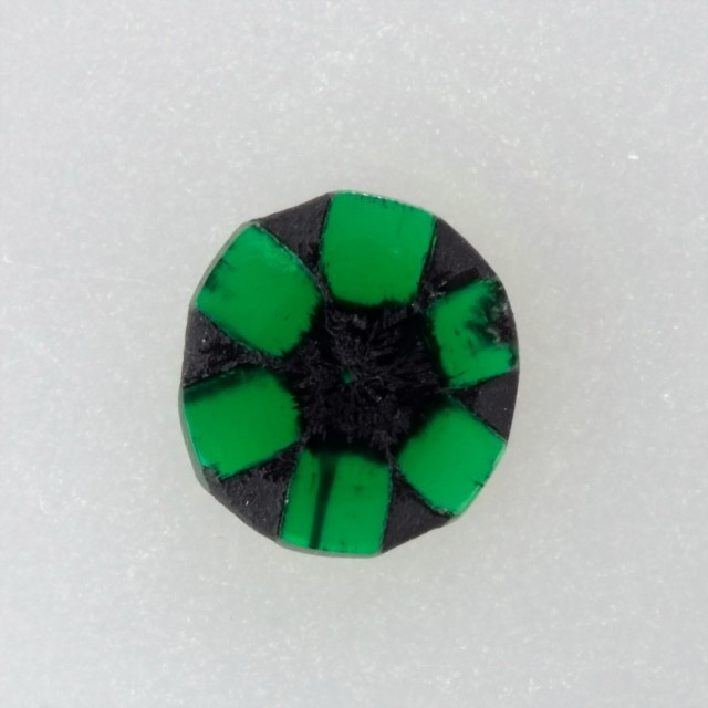 may birthstone - emerald including this trapiche emerald