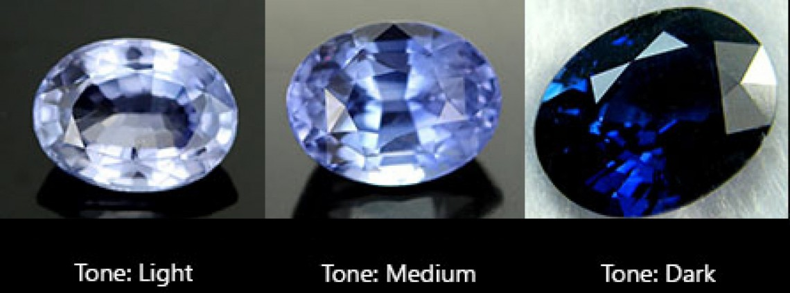 sapphire heated blue color carats img round deep natural shape