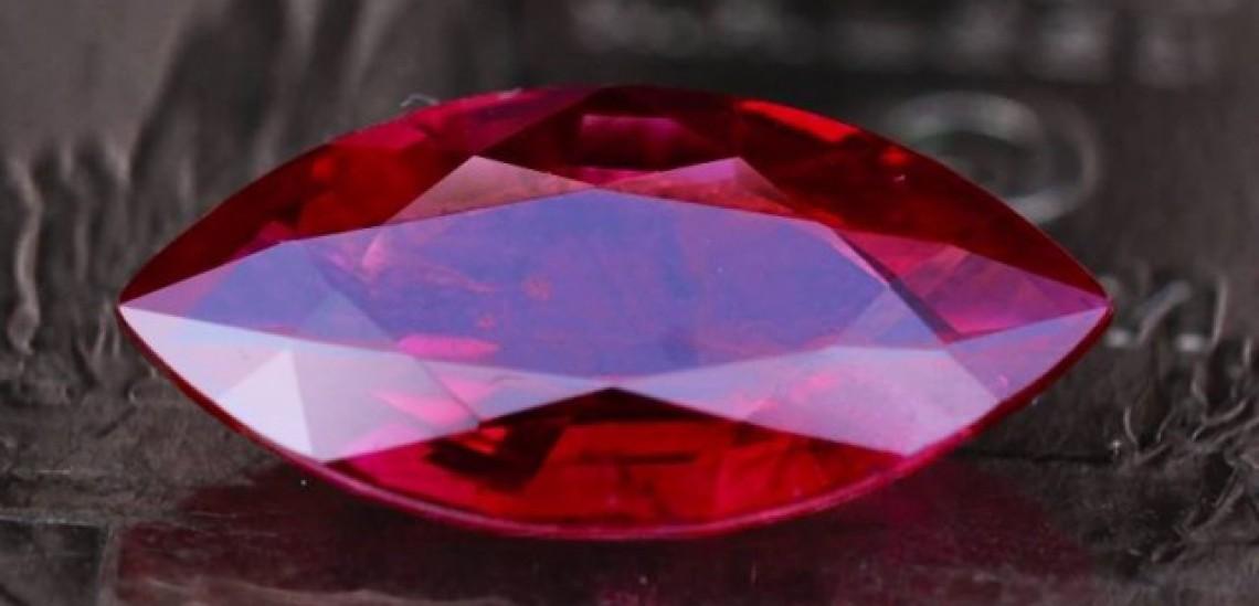 red ruby july birthstone
