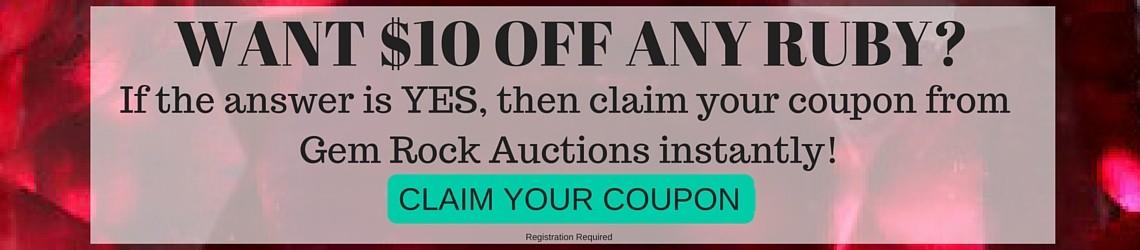 want a discount ton rubies