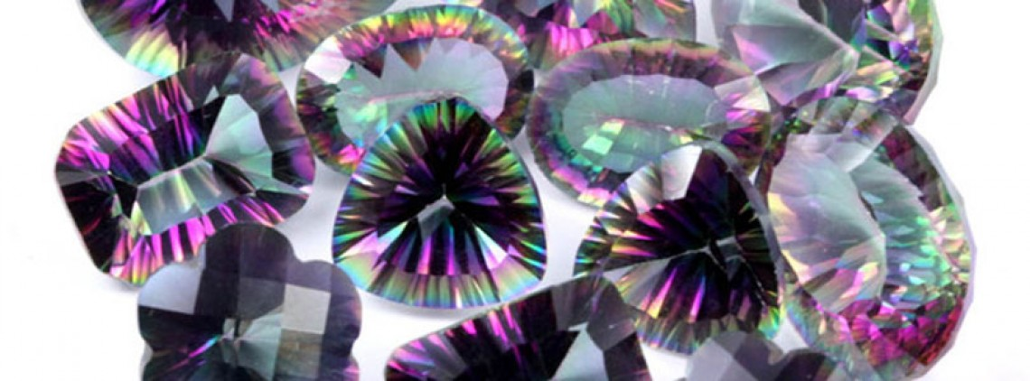 Mystic quartz by azotic