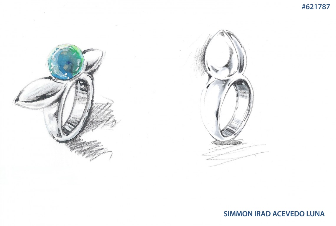 2016 Jewlery Drawings Awards Submissions