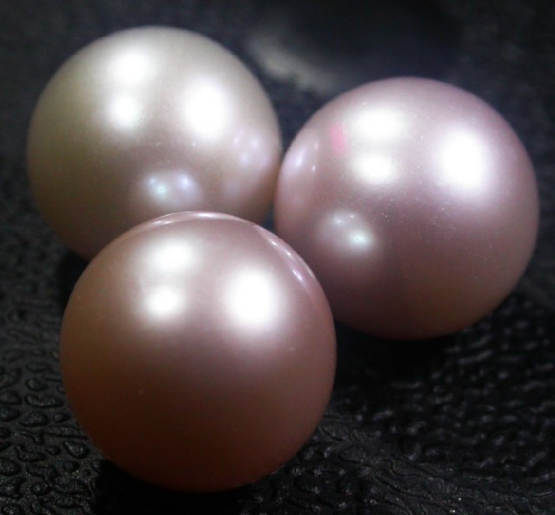 types of pearls - south sea pearls