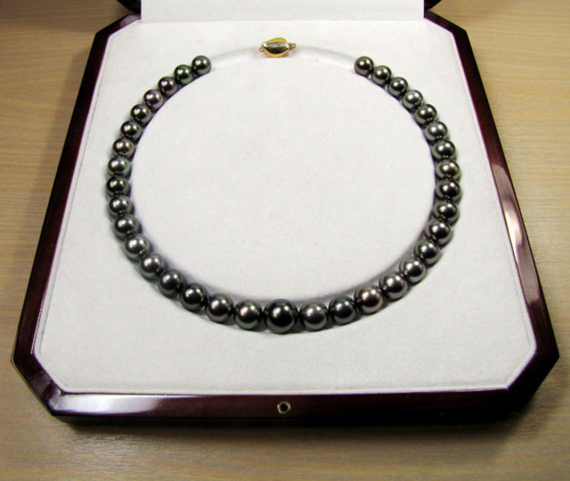 types of pearls - Tahitian pearls