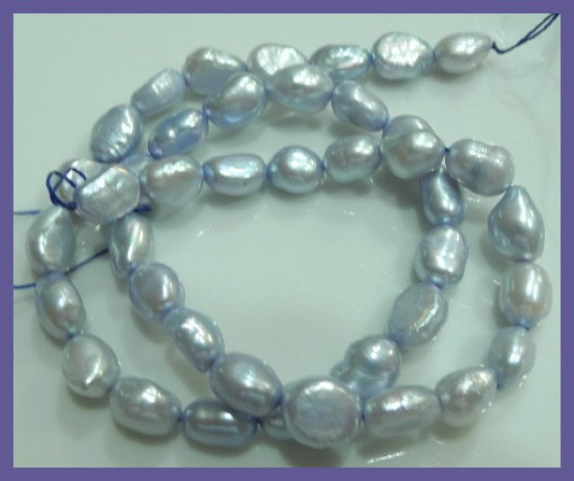 types of pearls - blue pearls