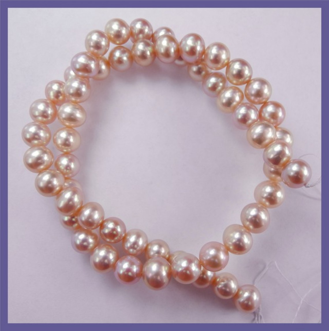 types of pearl - freshwater pearls