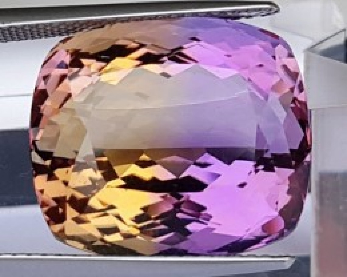 healing stones ametrine