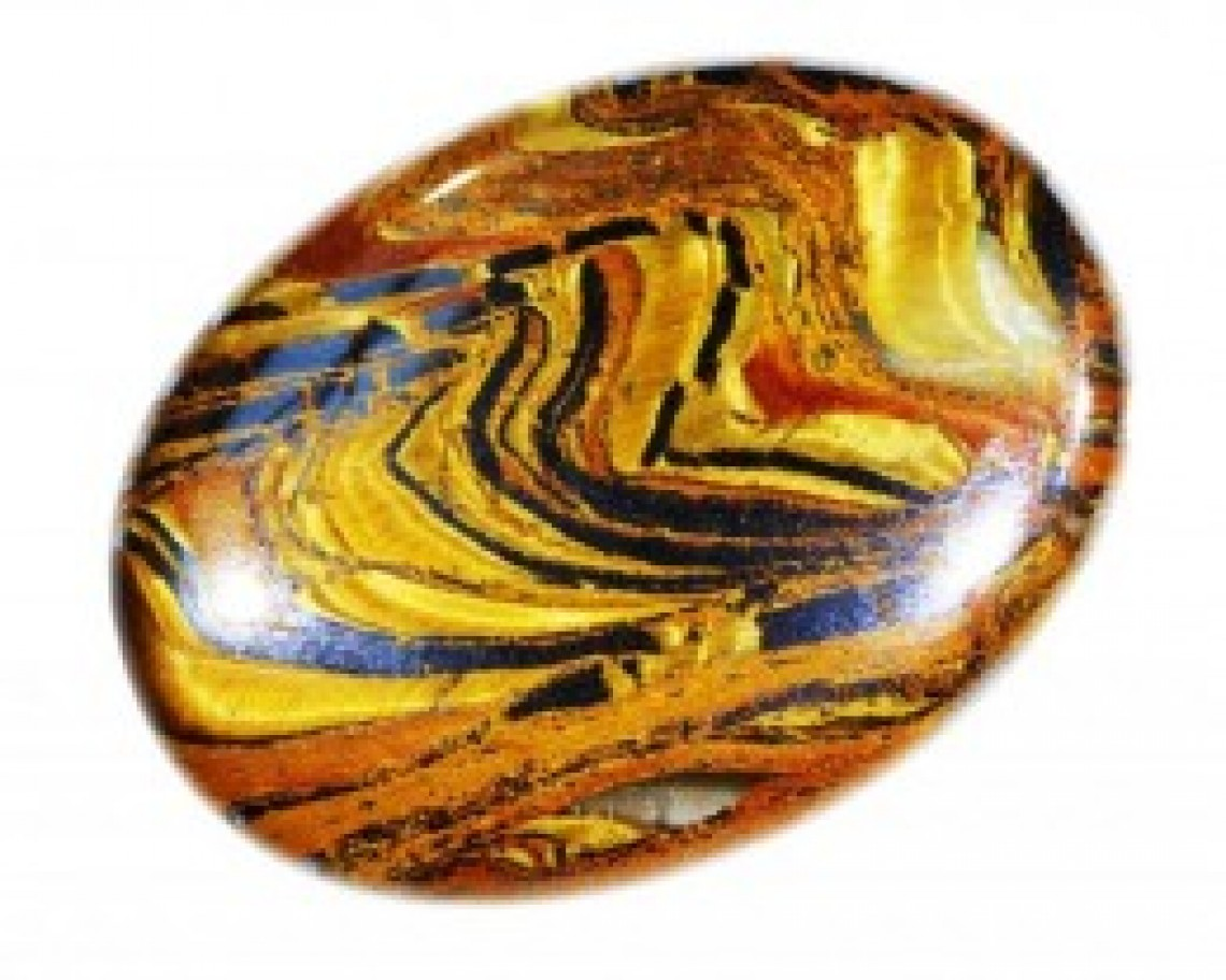 healing stones tiger eye