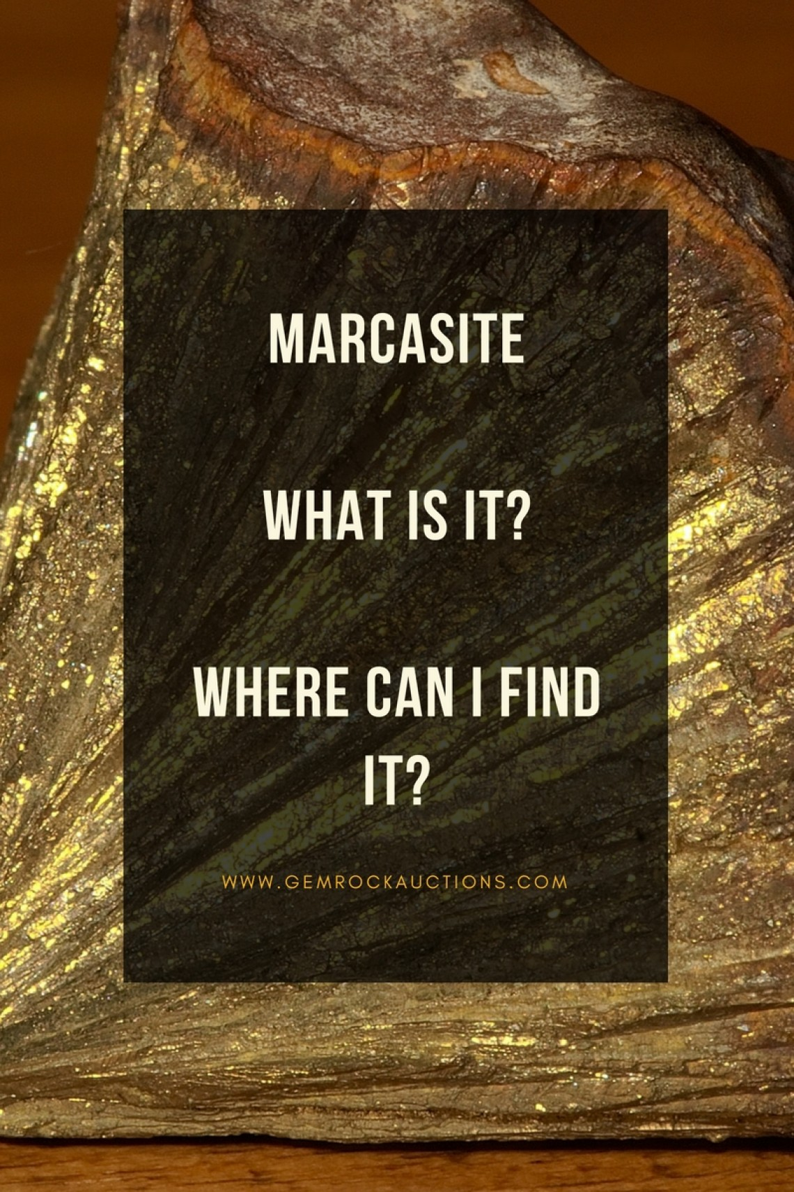 Marcasite mineral and uses