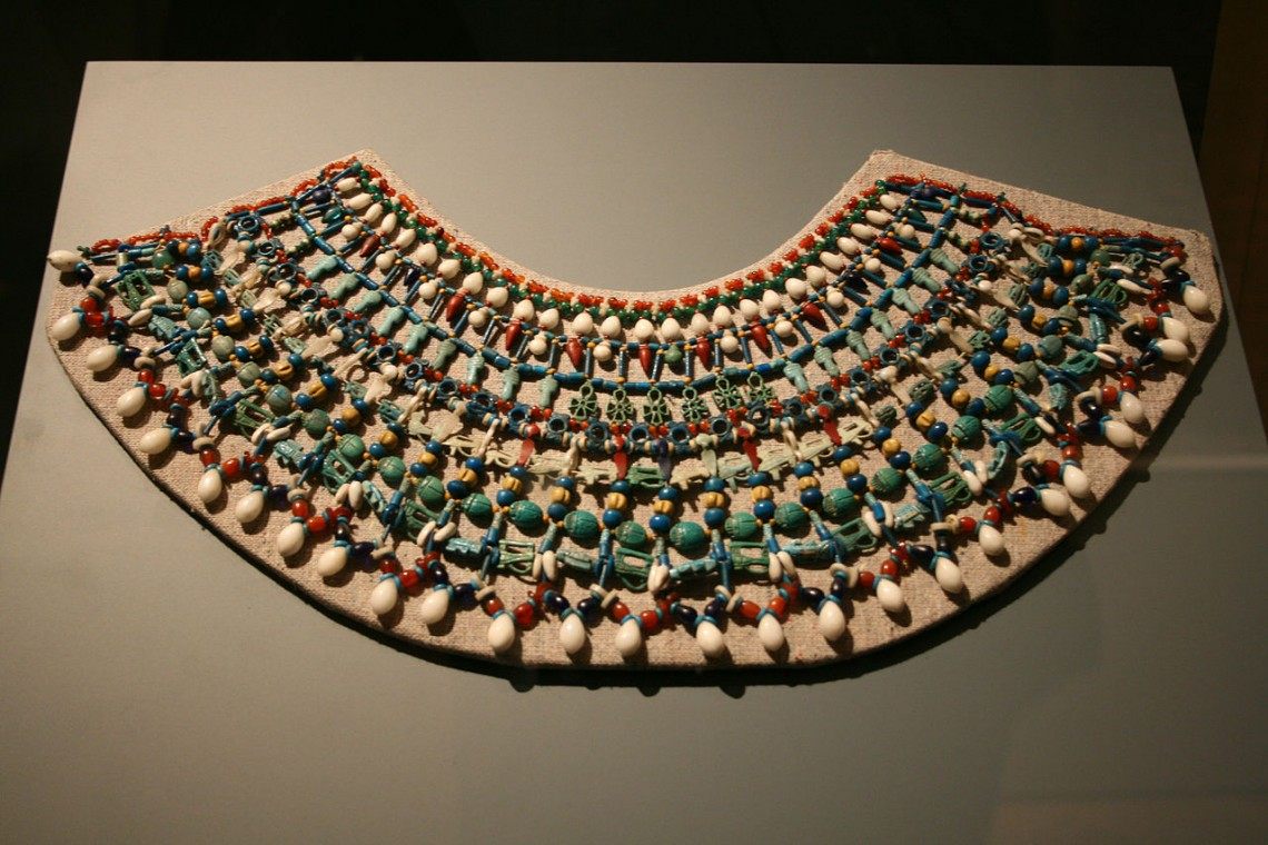 Ancient Glass Jewelry