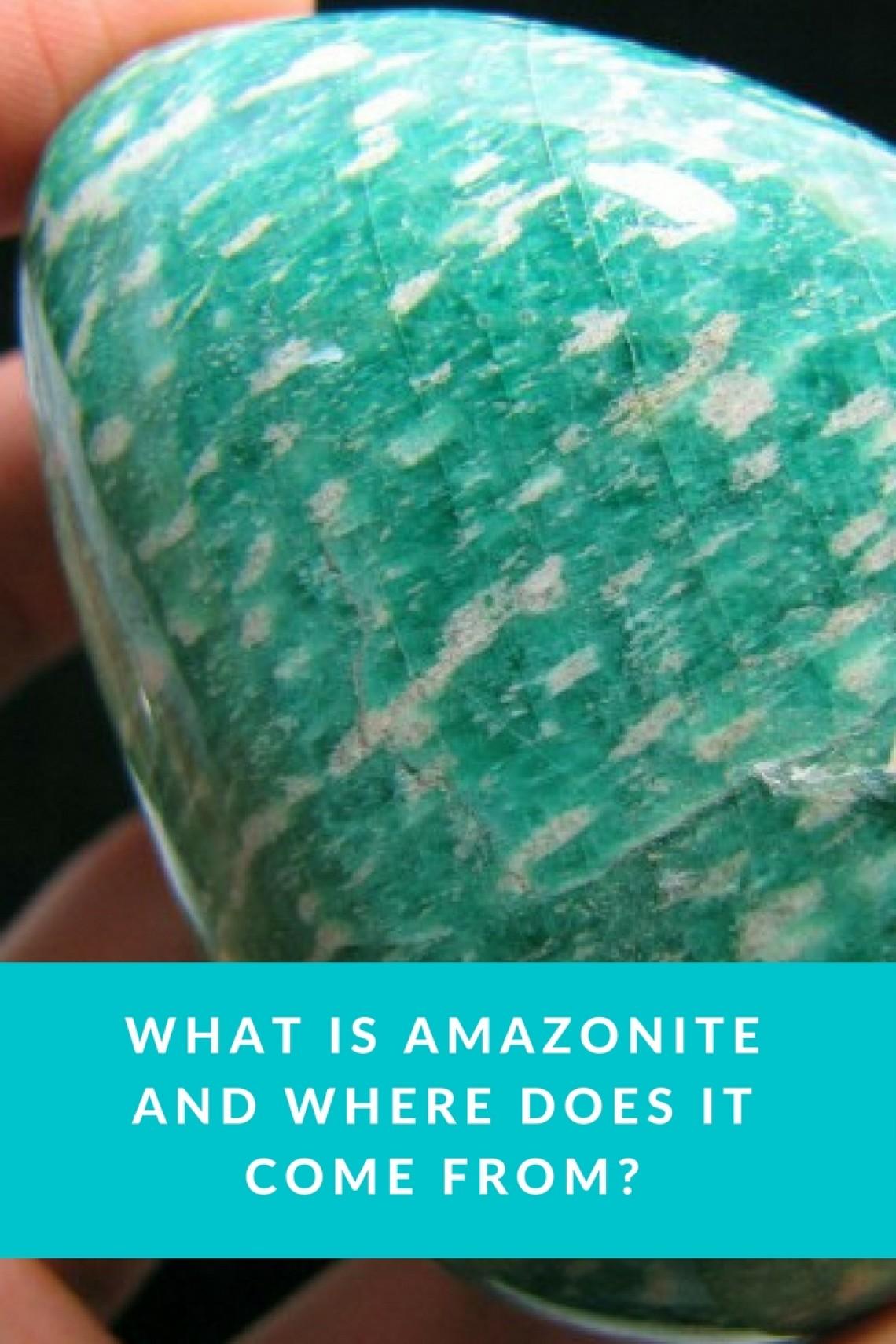 Amazonite information