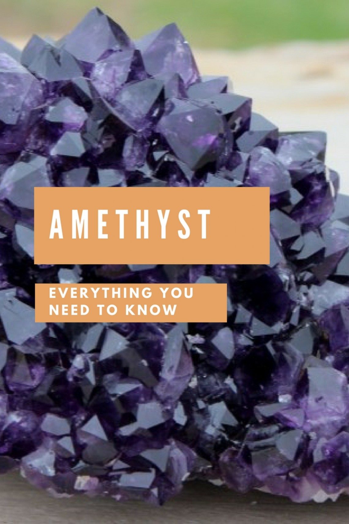 Amethyst color: description, properties and best combinations 84