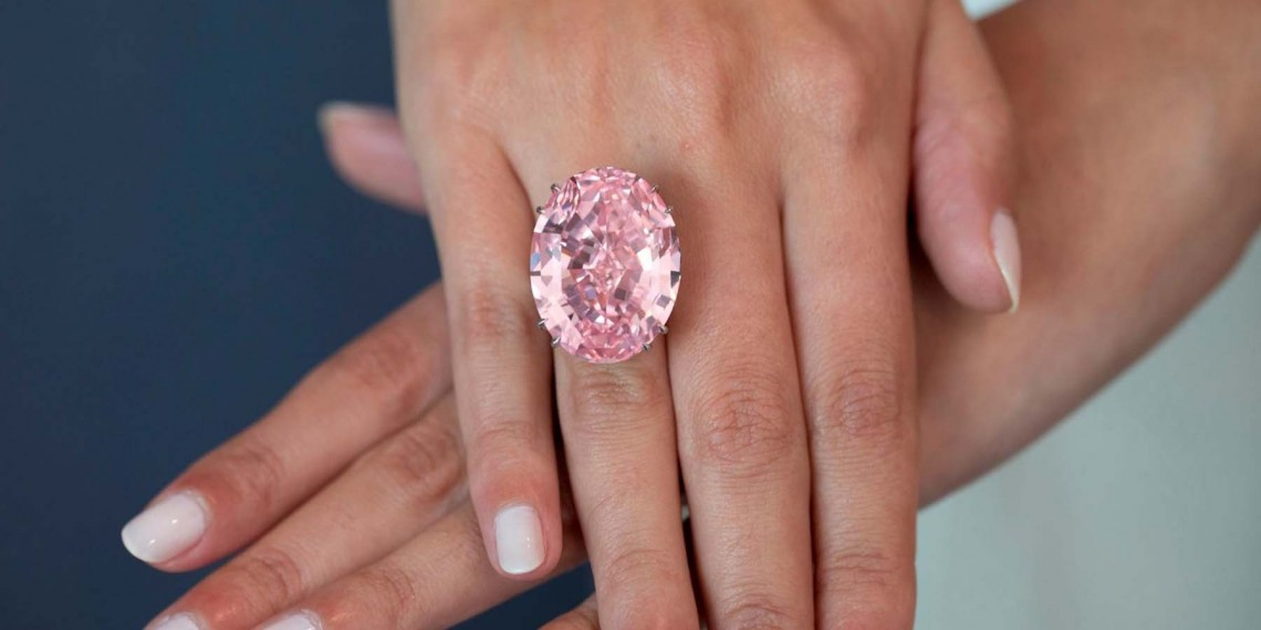 Pink Star Diamond - Is it the Most Expensive Gemstone Ever Sold