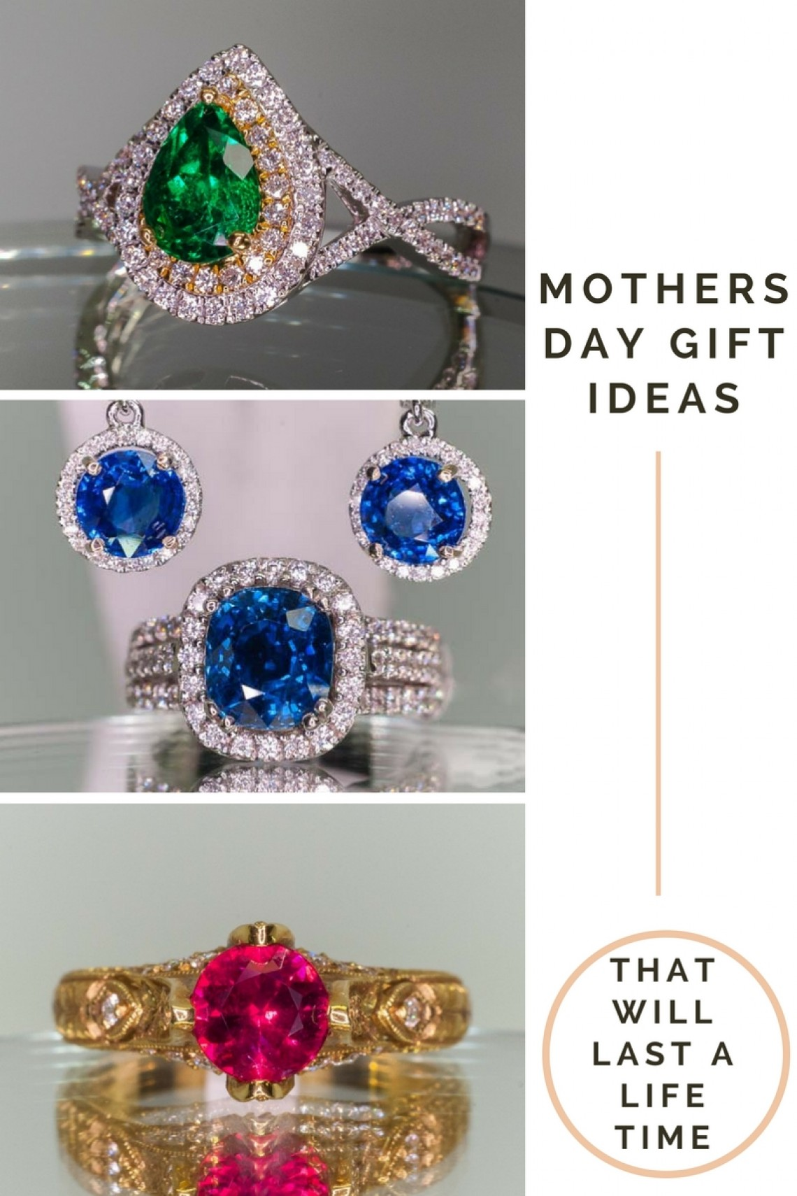 Spoil Your Mom - Mothers Day Gift That Last a Lifetime