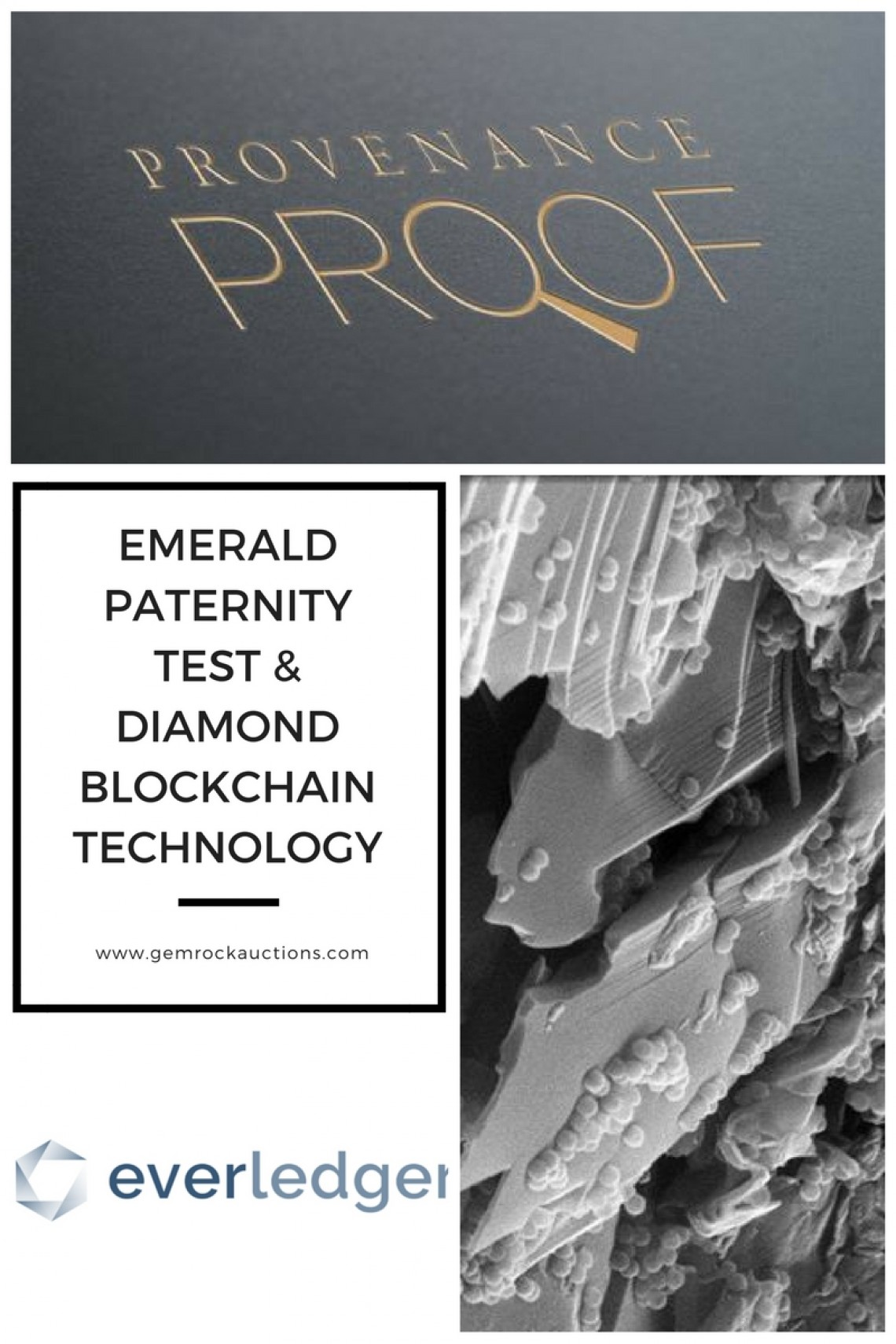 Emerald Paternity Tests  Diamond Blockchain Technology