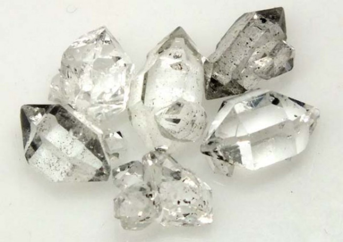 The Secrets Of Herkimer Diamonds