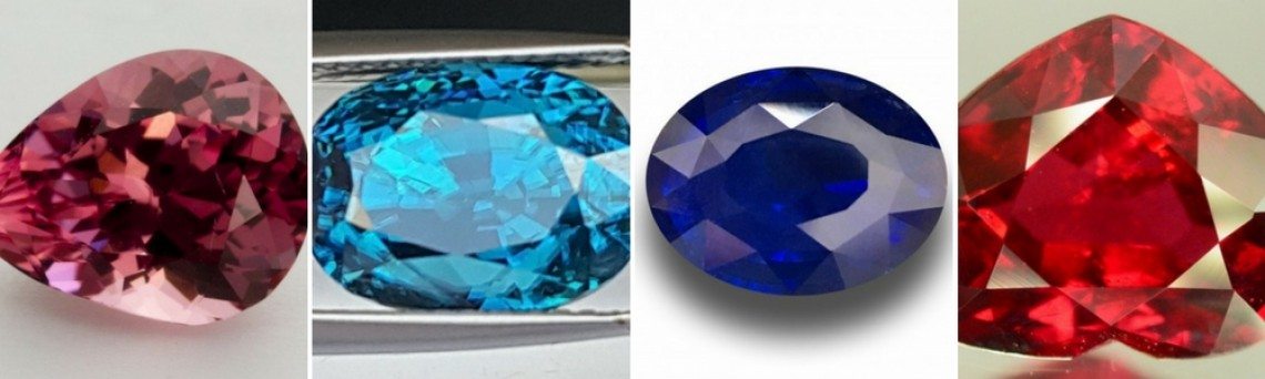 Gemstones from Asia