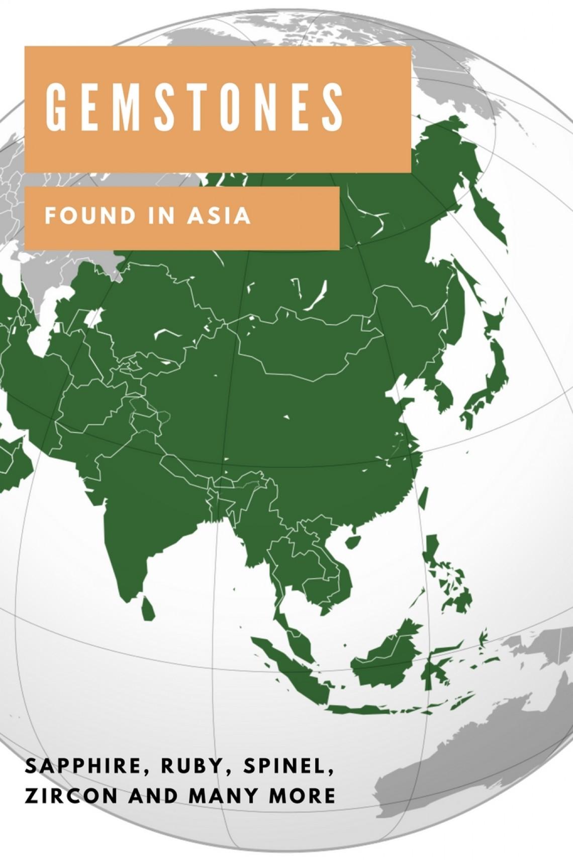 List Of Gemstones Found In Asia